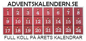 paketkalender för vuxna