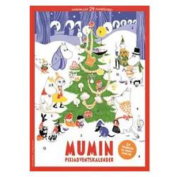 Pixi adventskalender mumin