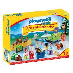 playmobil 1 2 3 adventskalender