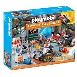 Top agenter adventskalender från playmobil