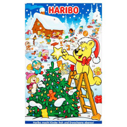 Haribo adventskalender 2019