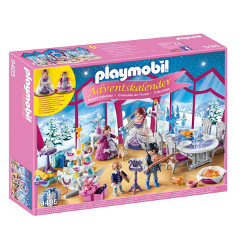 Playmobil julbal adventskalender