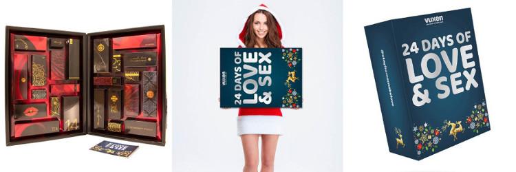 Vuxen erotisk adventskalender 2020