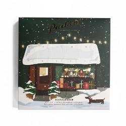 Pärlans chokladkalender med kola