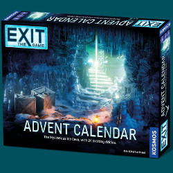 Exit adventskalender Escape Room